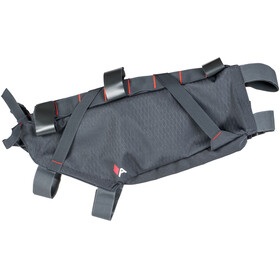 Acepac Roll Bike Pannier M grey